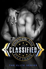 Classified (The Elite Book 3) Kindle Edition