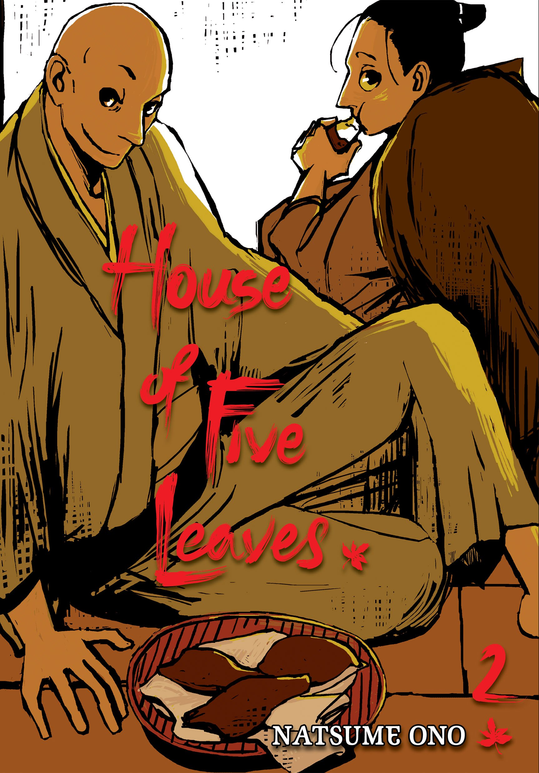 Download House of Five Leaves, Vol. 2 ebook