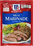 McCormick Meat Marinade Seasoning Mix, 1.12 oz (Case of 12)