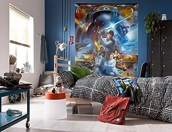 Star Wars Prequel Wallpaper 184 X 254 Cm Amazon De Baumarkt