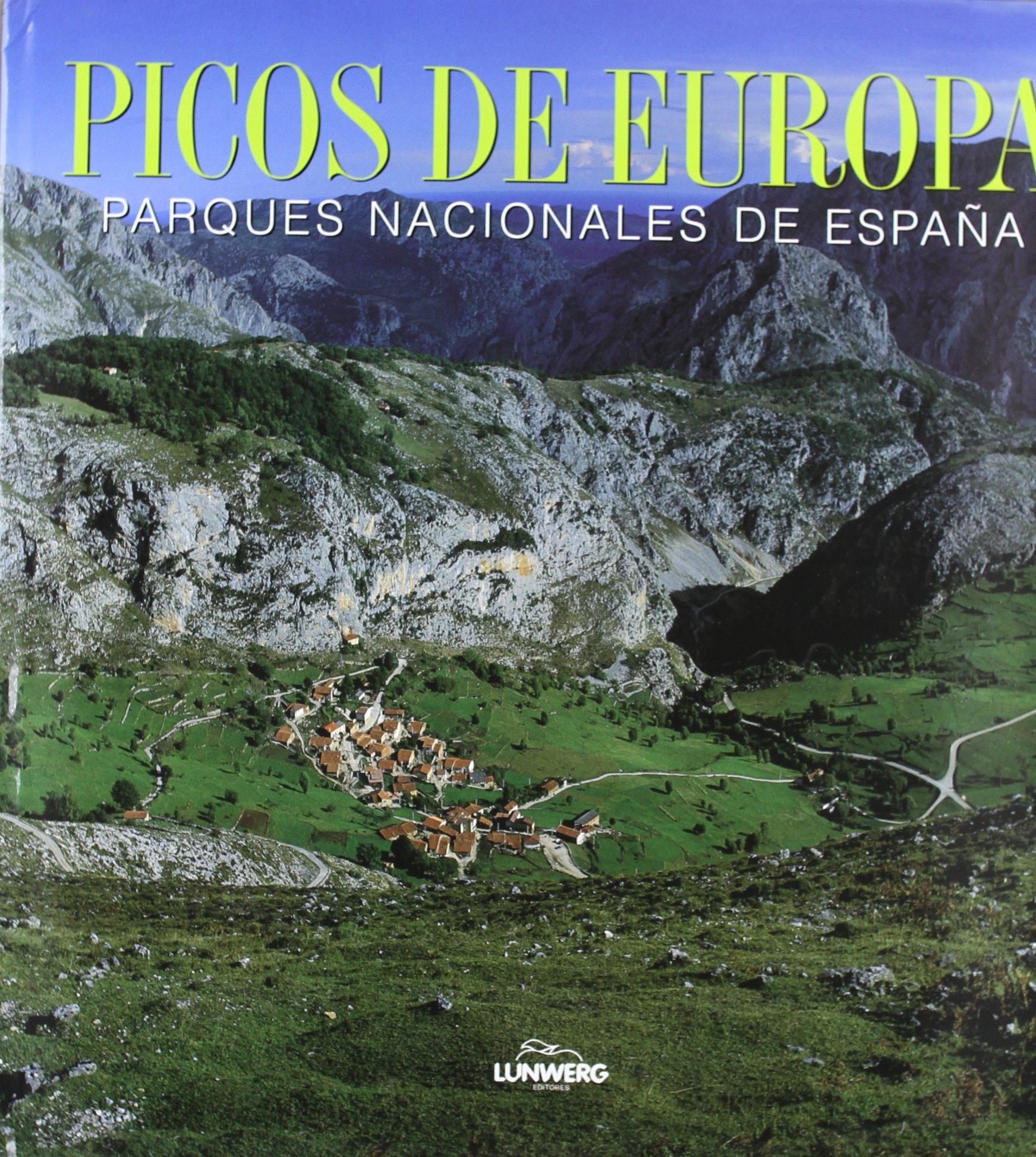 Picos de Europa. Parques nacionales de España General: Amazon.es: Artistas varios: Libros