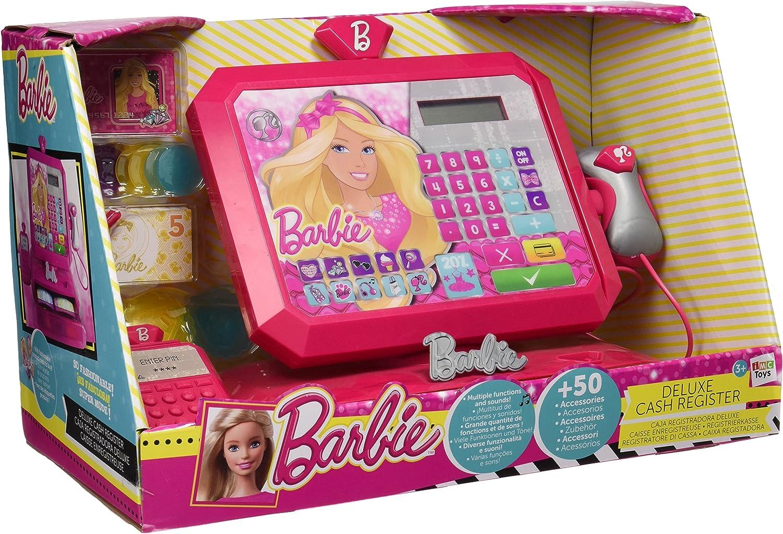 Barbie - Caja registradora (IMC 784802): Amazon.es: Juguetes y juegos