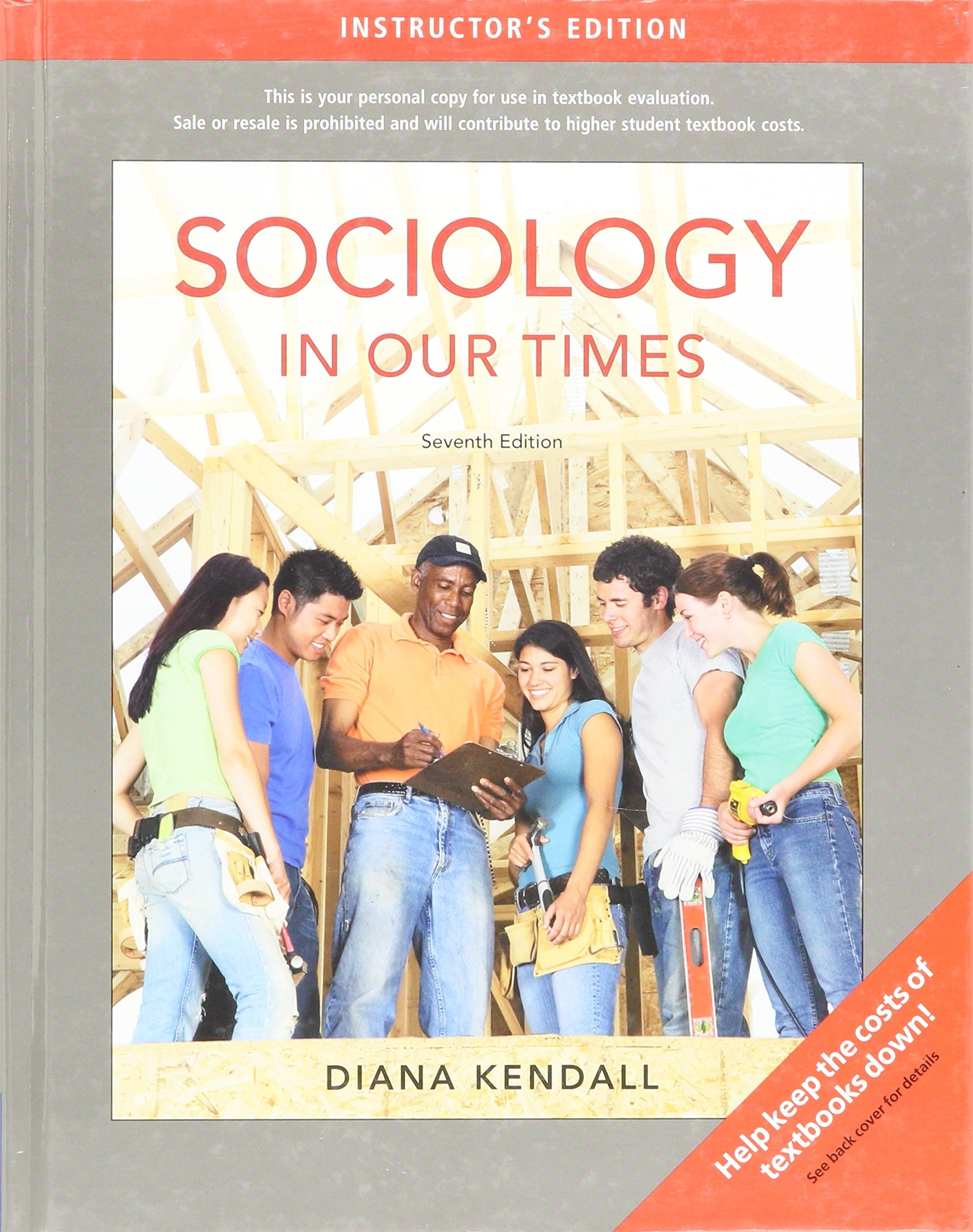 Sociology in Our Times 7TH EDITION pdf epub