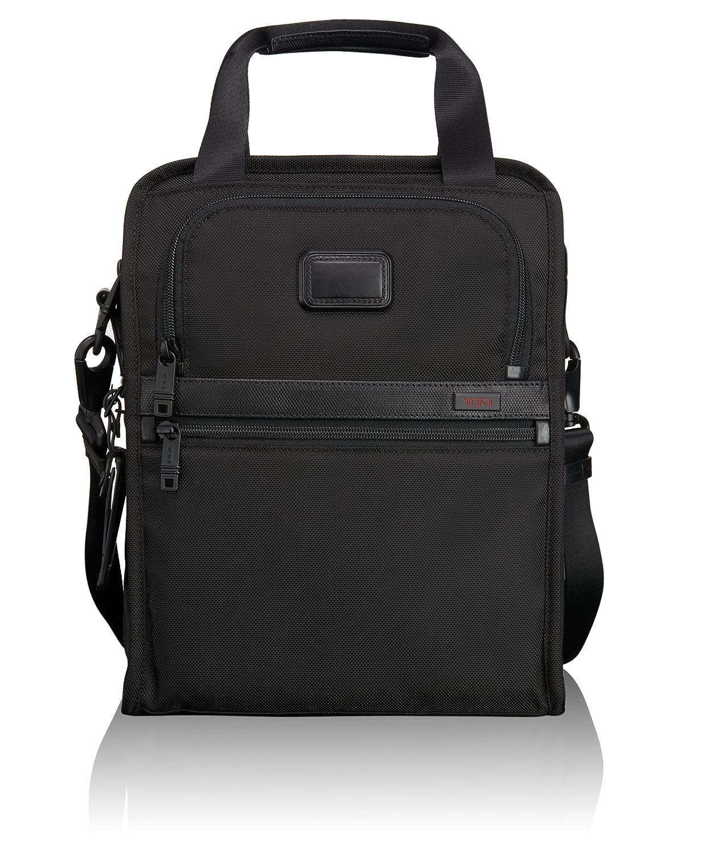 [トゥミ] ショルダーバッグ 公式 正規品 ALPHA2 ミディアムトラベルトート 022117 B00KFPWNSCブラック