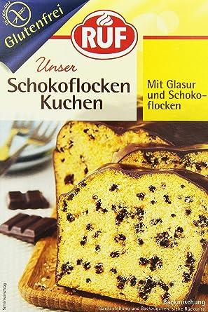 Ruf Schokoflocken Kuchen Glutenfrei 8er Pack 8 X 455 G Amazon De