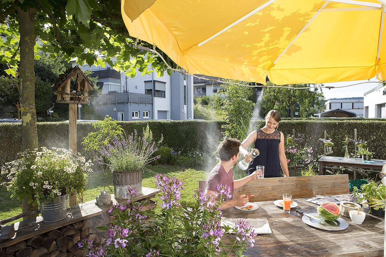 GARDENA 13137-20 Set de brumizador automático city gardening ...