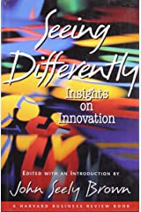Seeing Differently: Insights on Innovation (Harvard Business Review Book Series) Hardcover