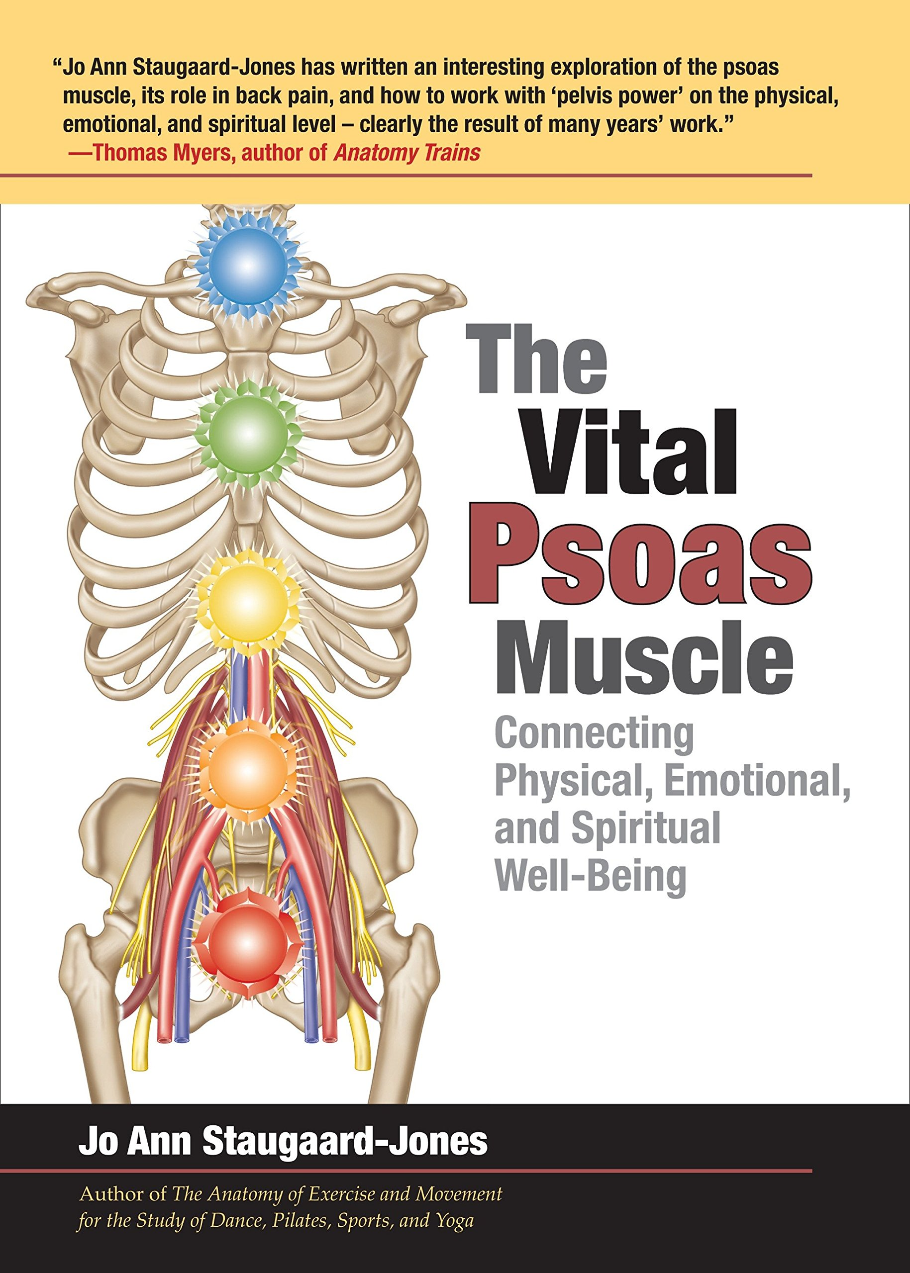 The Vital Psoas Muscle: Connecting Physical, Emotional, and ...