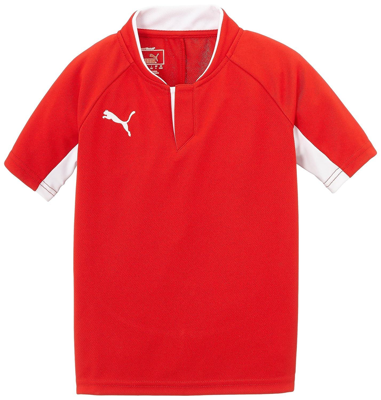 Puma Speed - Camiseta de rugby para niño, color rojo, talla FR : 6 ans (Taille Fabricant : 116) PUMA (PUMA3) 701187 03