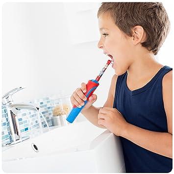 Oral-B Stages Power Kids Cepillo Eléctrico Niños Personajes Mickey: Amazon.es: Salud y cuidado personal