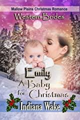 Emily - A Baby for Christmas (Mallow Plains Christmas Romance Book 8) Kindle Edition