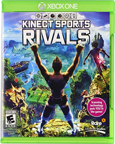 Microsoft Kinect Sports Rivals, Xbox One - Juego (Xbox One, Xbox ...