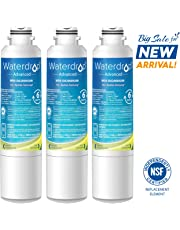 Waterdrop DA29-00020B NSF 53&42 Certified Refrigerator Water Filter, Compatible with Samsung DA29-00020B, DA29-00020A, HAF-CIN/EXP, 46-9101, 3 Pack
