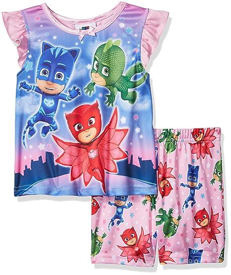 PJ Masks Girls 2 piece Pajamas 2T