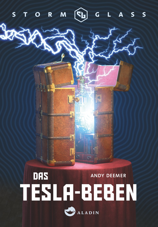 Stormglass. Das Tesla-Beben