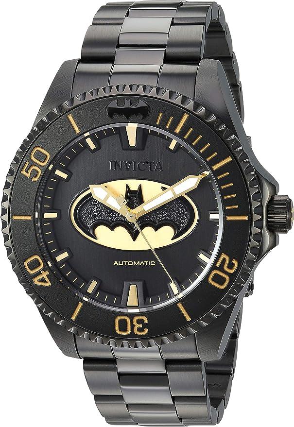 Invicta Batman Self-Wind Watch