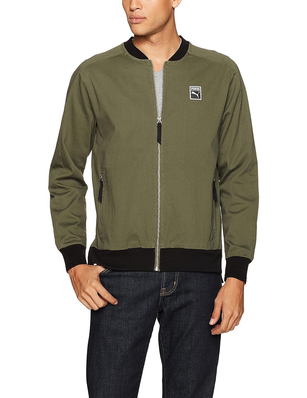 PUMA Men's Calssic T7 Woven Jacket 57332801