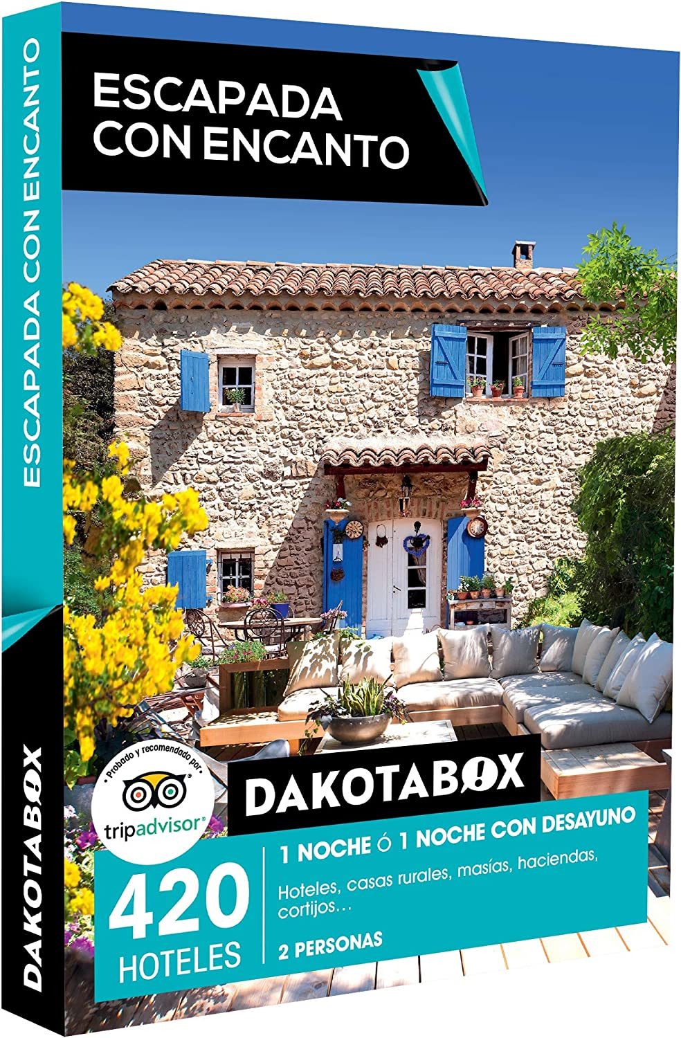 dakotabox escapada con encanto