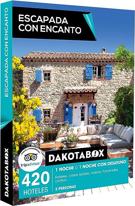 DAKOTABOX - Caja Regalo - ESCAPADA CON ENCANTO - 420 hoteles ...