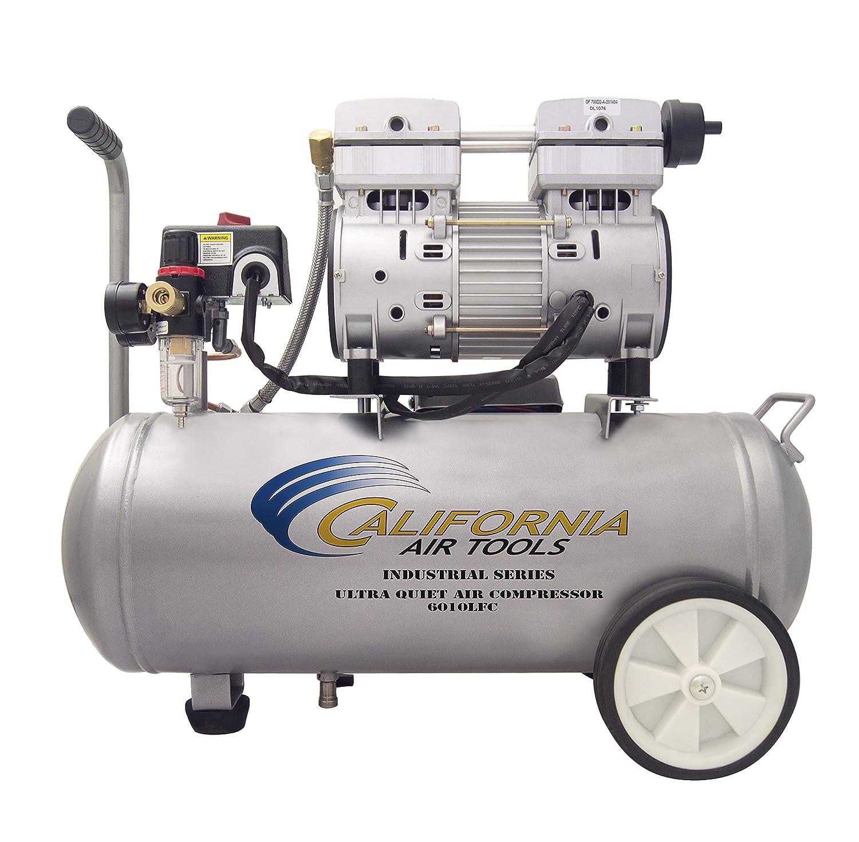 California Oil-Free 6 Gallon Air Compressor (6010LFC)