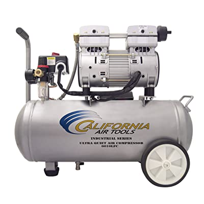 California Air Tools 6010LFC Air Compressor