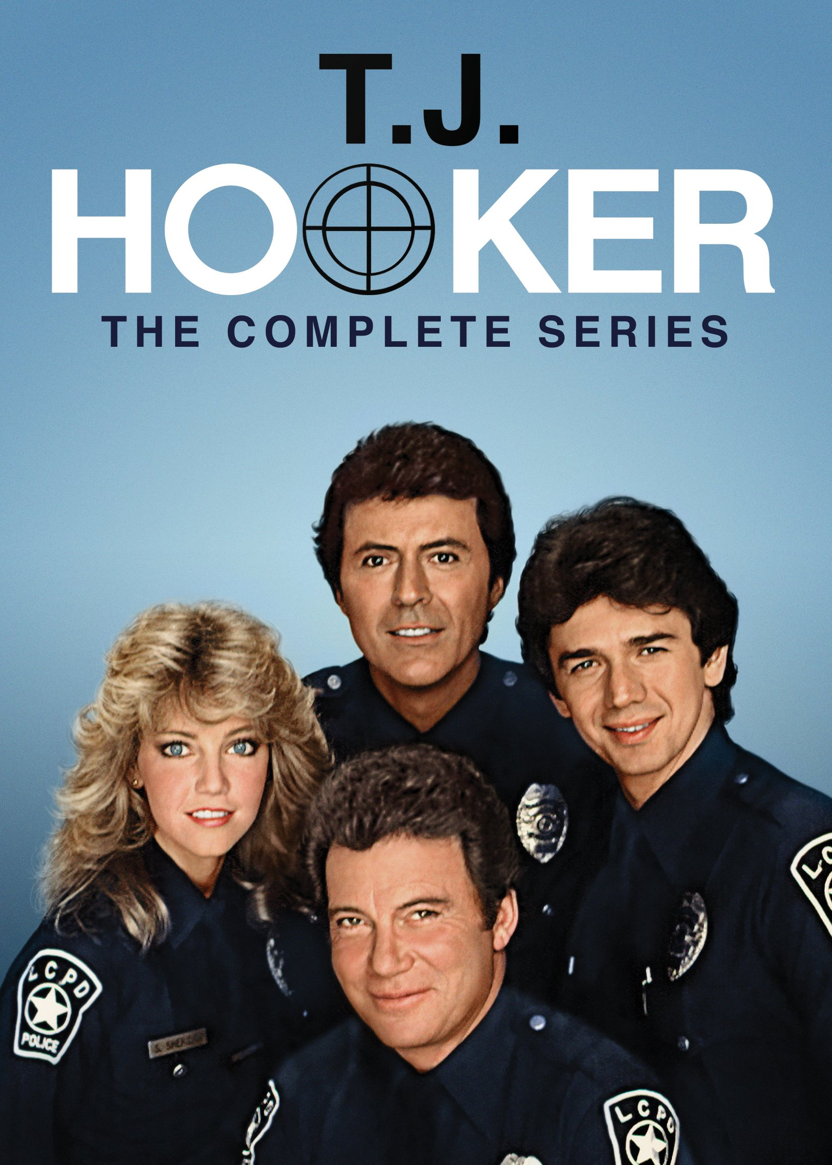 T.J. Hooker: The Complete Series by SHOUT FACTORY