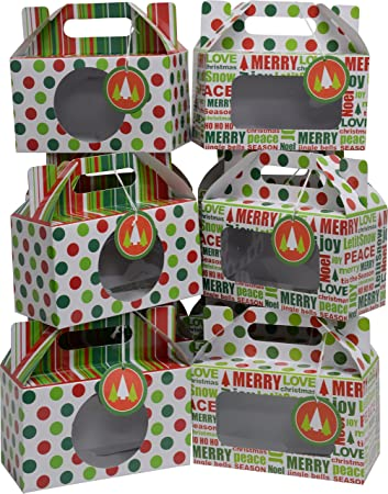 amazon com cookie gift boxes munchkin boxes kit foldable with