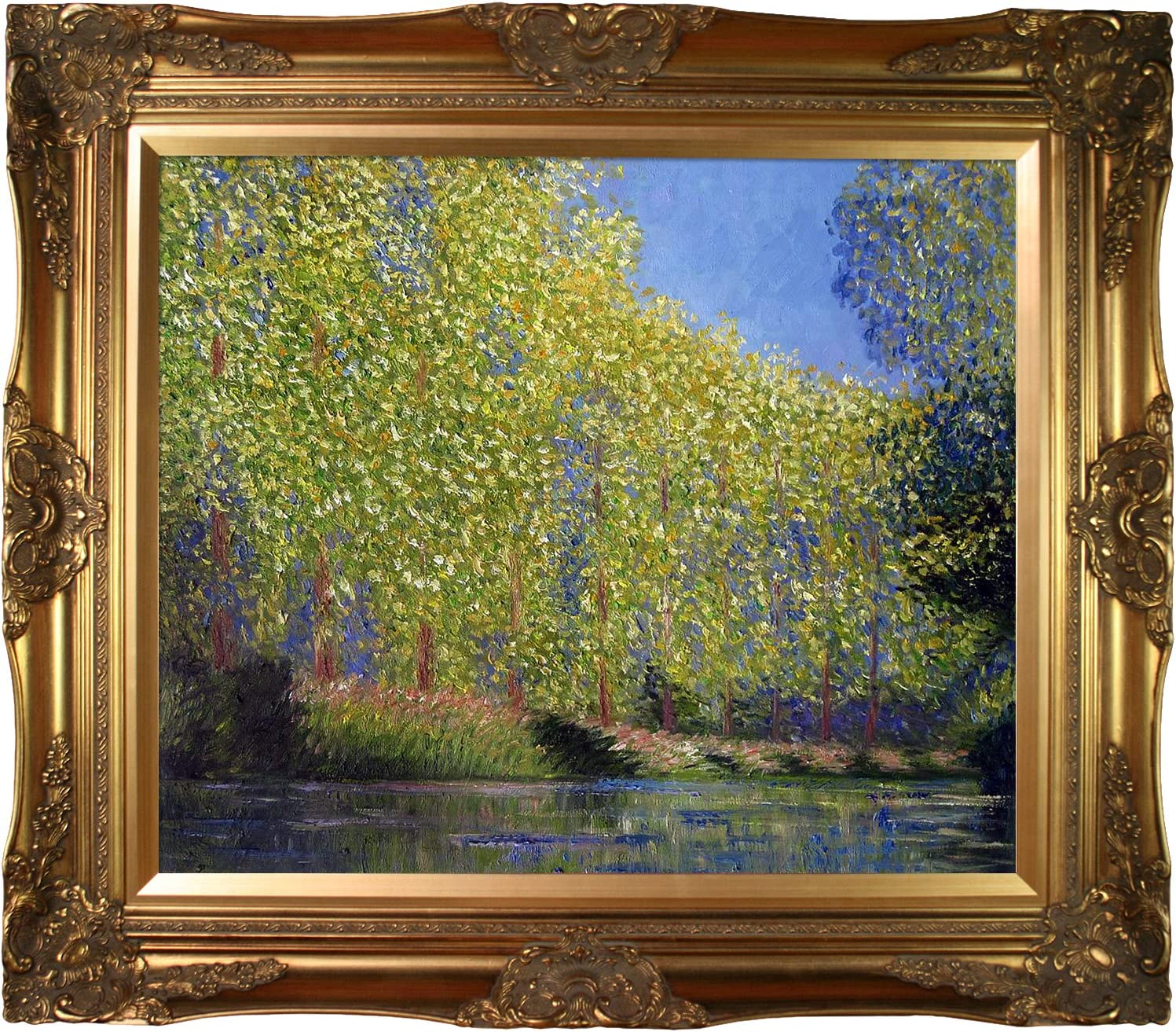La Pastiche overstockArt Chicago Mall Bend in Free shipping on posting reviews The River Claude Monet Epte by
