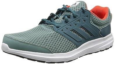 adidas Galaxy 3, Herren Fitnessschuhe, Grün (Vapour Steel