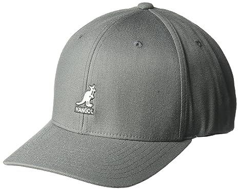 987d14fdb00f3 Kangol Men s Wool Flexfit Baseball Hat