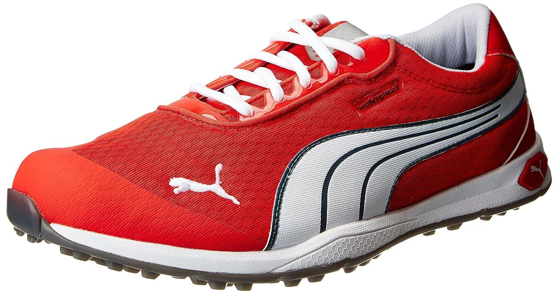 Puma Men s Biofusion Spikeless Mesh Golf Shoe b0e363cfb962