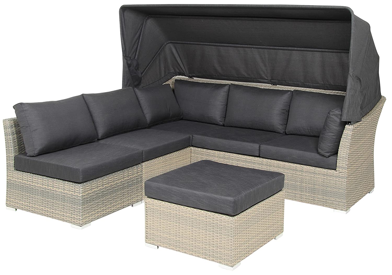 Gartensitzgruppe Loungegruppe Von Acamp 4 Teilig 57620 Modell