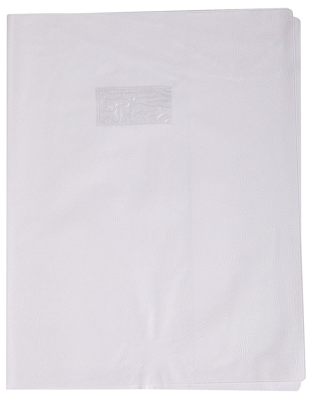 Clairefontaine 72514 C 24 x 32 cm Cahier d'exercices d'é cran avec porte é tiquette –  Blanc Clairefontaine 72514C 24x 32cm Cahier d' exercices d' écran avec porte étiquette-Blanc 72514C