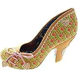 Irregular Choice Women's Flexi Lexi Synthetic Court Shoes