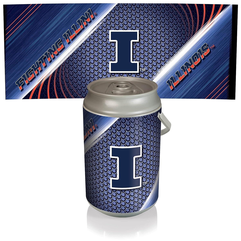 NCAA Illinois Fighting Illini Mega Can Cooler 5-Gallon