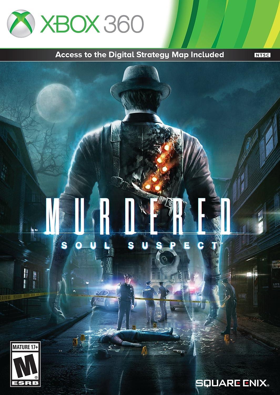 Square Enix Murdered Soul Suspect - Juego (Xbox 360, Acción / Aventura, M (Maduro)): Amazon.es: Videojuegos