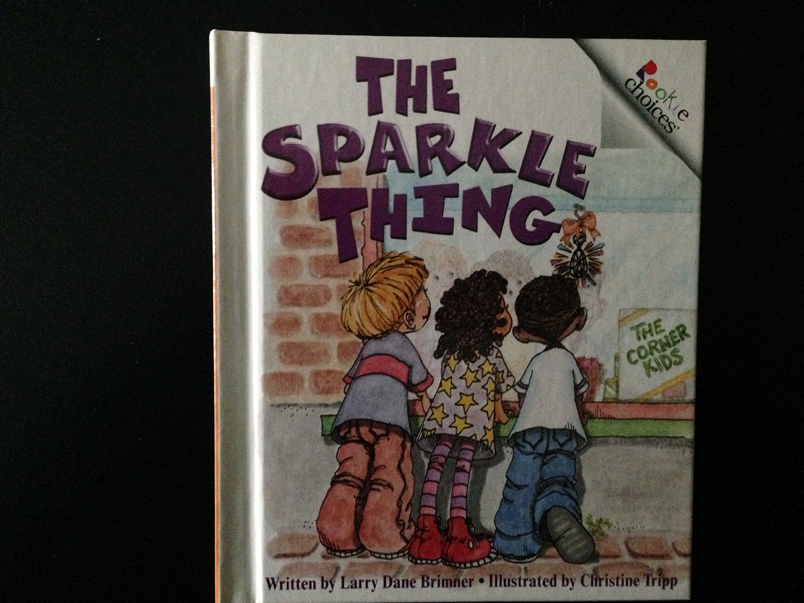 Download The Sparkle Thing (Rookie Choices) pdf epub