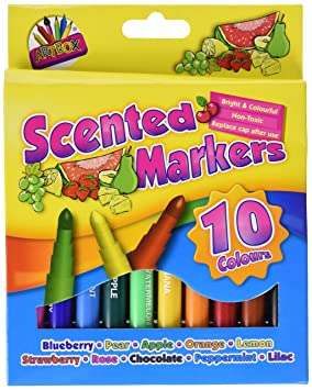 SKETCH SCENTED MARKERS. Amazon
