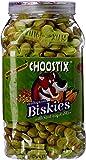 Choostix Biskies with Real Vegetables Dog Treat, 500 g (Jar)