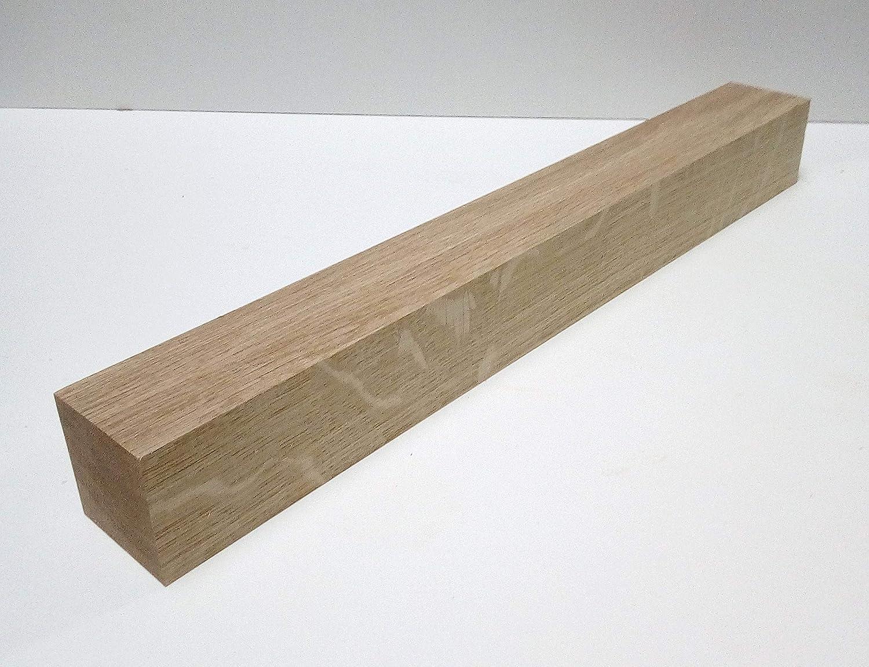 6x6x85cm lang Kantholz Leisten drechseln bastel Holz Sonderma/ße. 1 St/ück Tischf/ü/ß Kanth/ölzer 6x6cm stark Eiche massiv