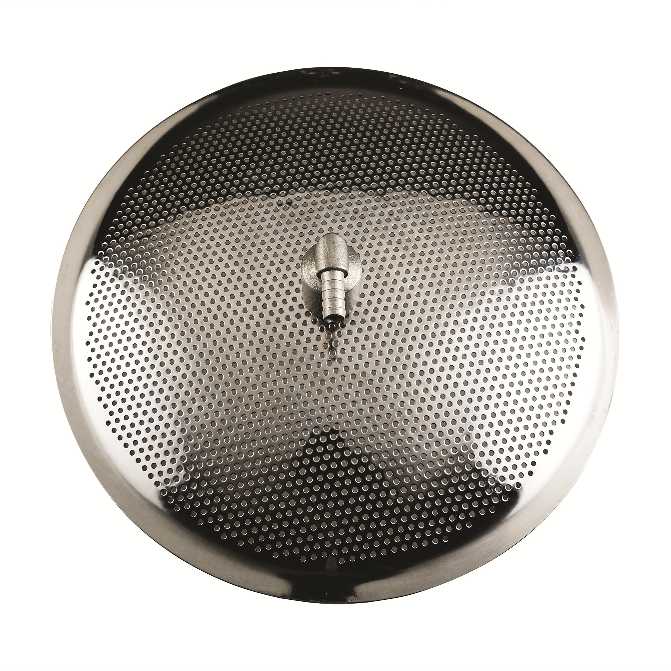 Northern Brewer - 11.5 Inch Titan Stainless Steel Universal False Bottom For Homebrew Pot - For All Grain Equipment Beer Brewing Mash Tun (11.5 Inch)