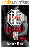 DS Fight Club Box Set (Volumes 0-3)