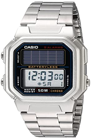 Casio Reloj con movimiento japonés 19098 40 mm: Casio: Amazon.es: Relojes