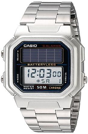 Casio Reloj con movimiento japonés 19098 40 mm: Casio: Amazon.es: Relojes