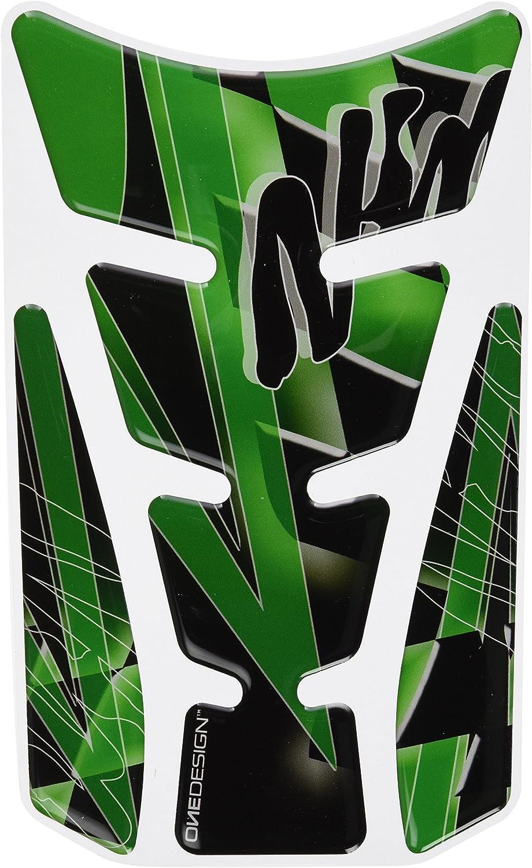 Puig 4721/V Tank Wings Ninja/ Green /Black