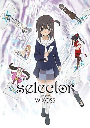 selector spread WIXOSS DVD