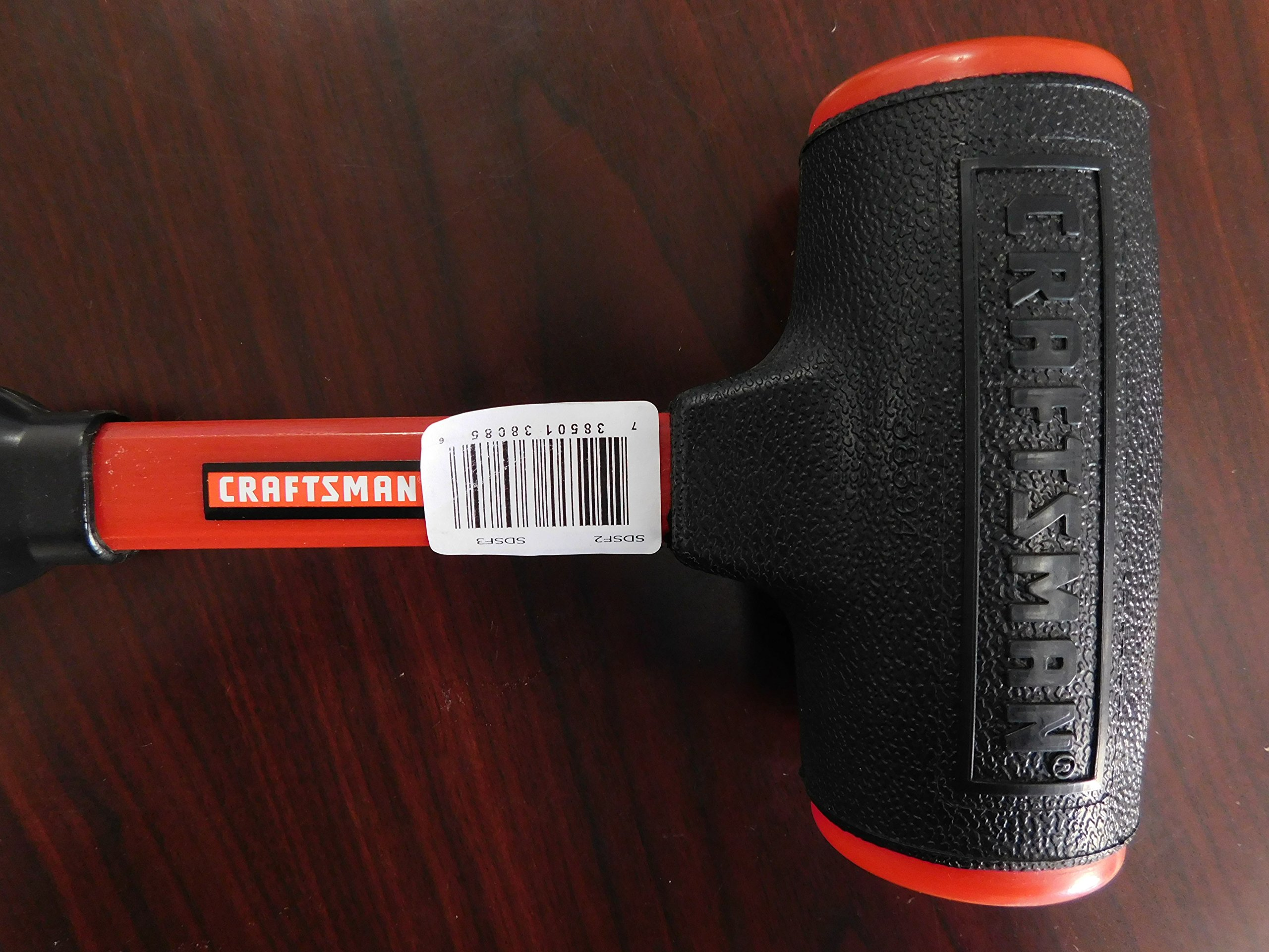 Craftsman 1-Pound Urethane Faced Dead Blow Hammer, Made in USA, Vintage/Rare, Part #938359 by Craftsman (Image #2)