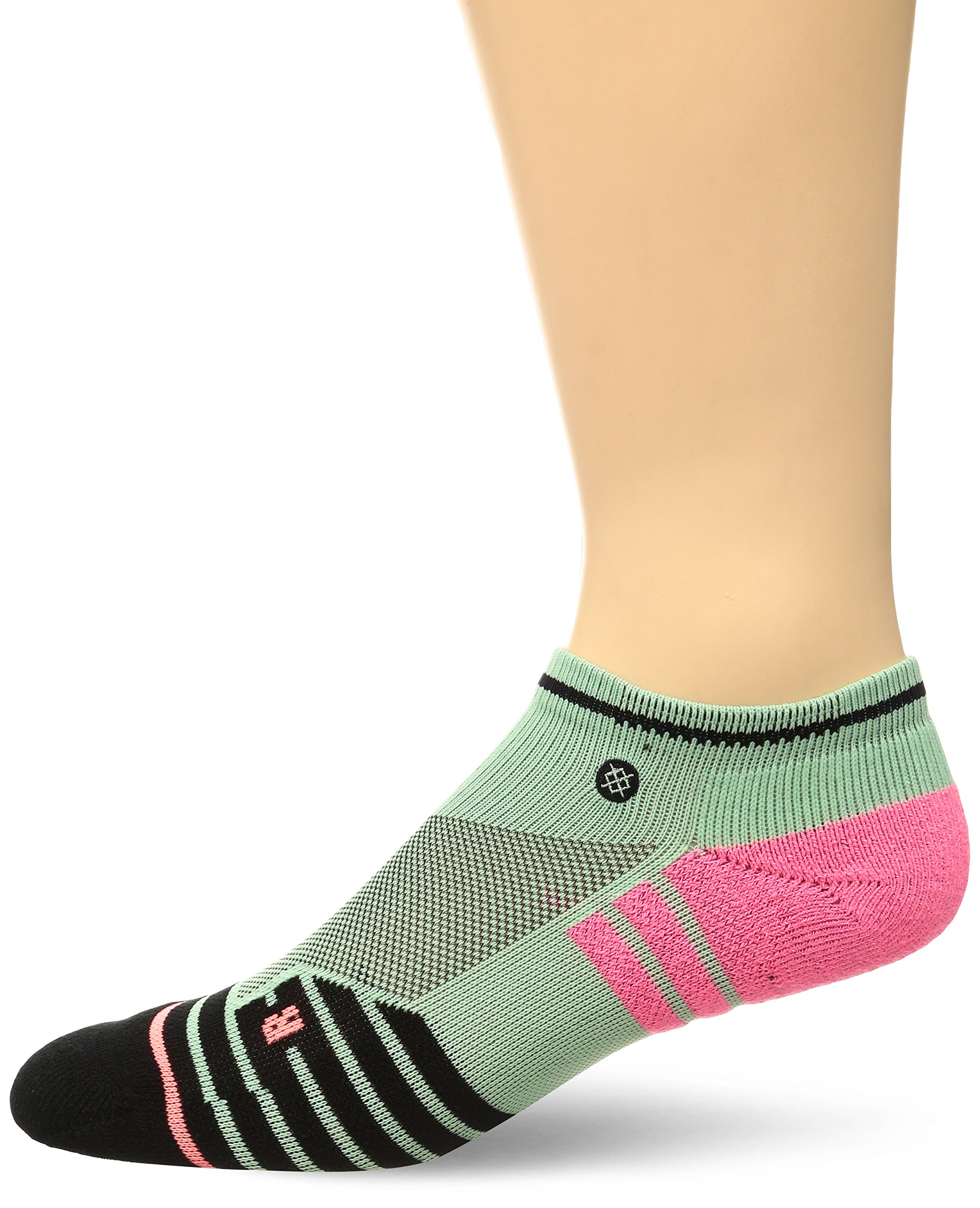 Stance Women's Acapulco Low Ankle Sock, Seafoam, Small