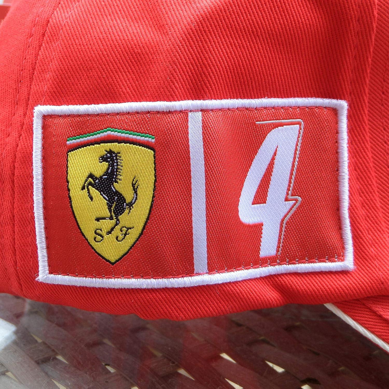 PUMA Ferrari Scuderia Marlboro Cappellino Kimi Raikkonen Formula 1 One Mubadala Abu Dhabi Team Issue Taglia Unica