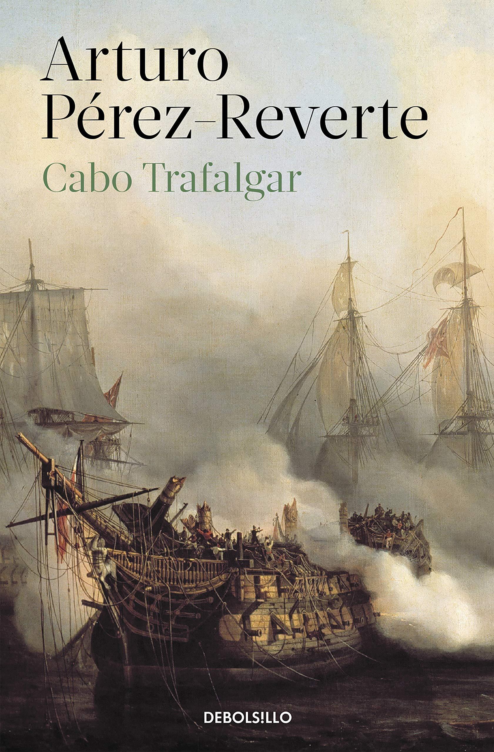 Cabo Trafalgar (Best Seller): Amazon.es: Pérez-Reverte, Arturo: Libros